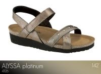 Alyssa Platinum