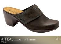 Appeal Brown Shimmer