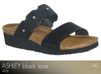 Ashley Black Lace
