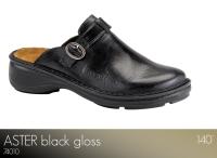 Aster Black Gloss