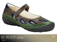 Be Ready Olive