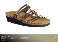 Betty Burnt Copper