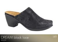 Dream Black Lace