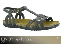 Elinor Metallic Road