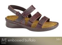 Jive Embossed Buffalo