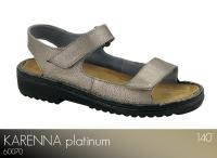 Karenna Platinum