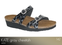 Kate Gray Cheetah