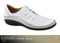 Kumara White Silver