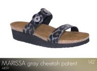 Marissa Gray CheetahPatent