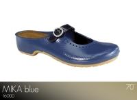 Mika Blue