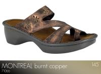 Montreal Burnt Copper