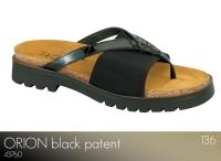 Orion Black Patent
