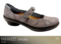 Parakeet Shitake