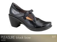 Pleasure Black Bow