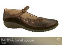 Rahina Burnt Copper