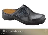 Sage Metallic Road