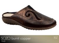 Sozo Burnt Copper