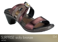 Surprise Sicily Bronze