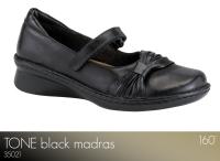 Tone Black Madras